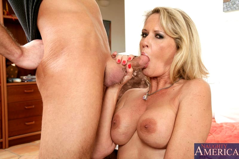 My friends hot mom devon lee