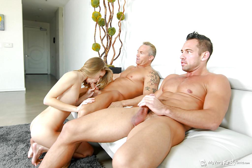 A nervous shy blonde beautiful lapdancer 7