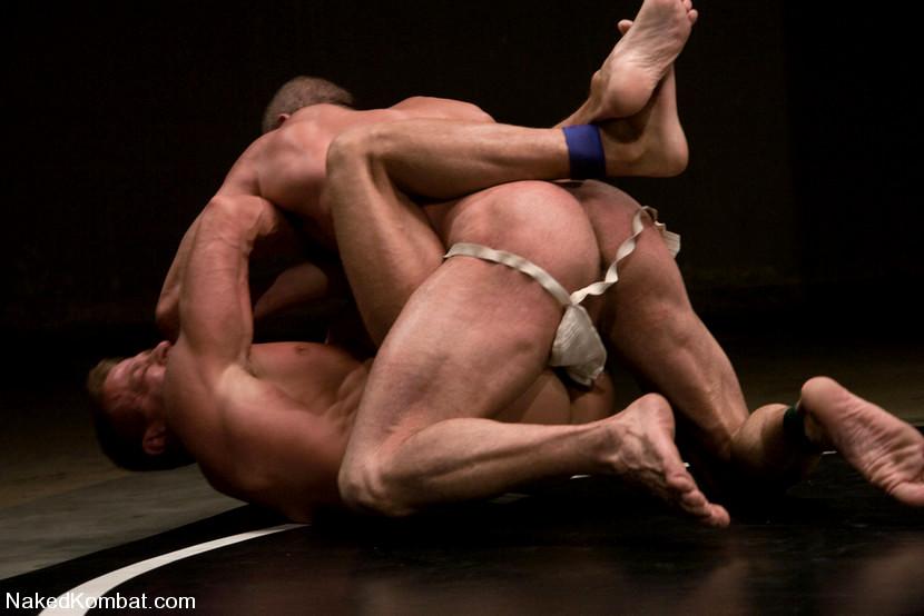Gay Male Muscle Men Wrestling