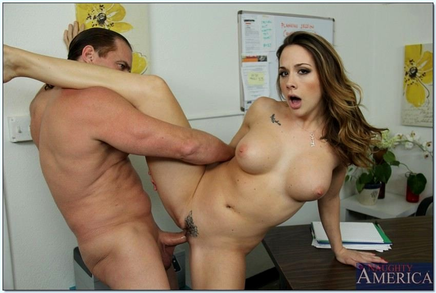 Gorgeous Lady Chanel Preston Gets Fucked In The Office Spankbang Com 1