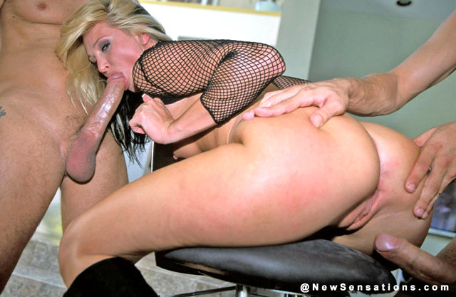Alexis Malone The Cock Inspector, Swallowing
