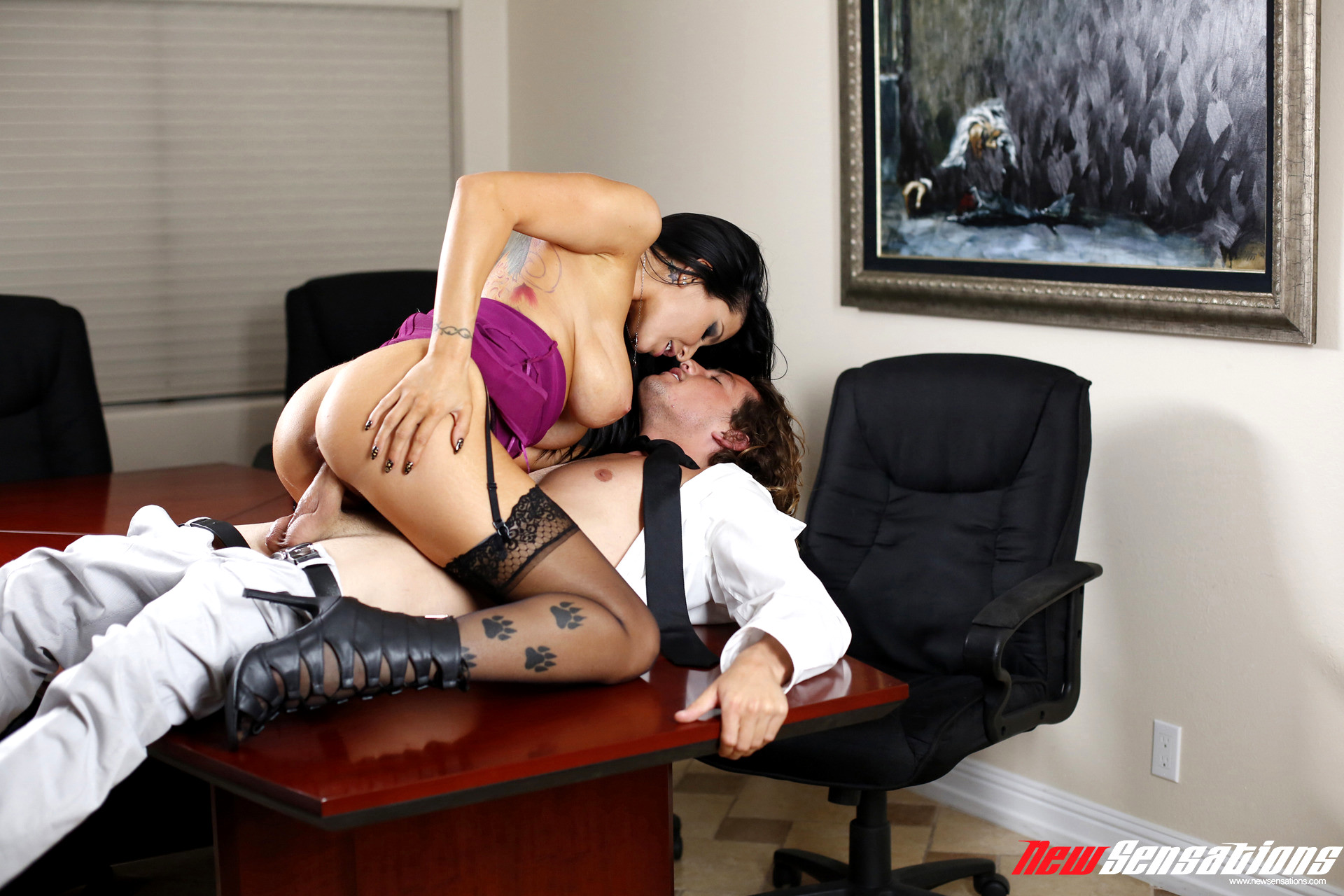 Romi Rain Office Girl With Round Big Boobs Enjoy Hard Sex Picture