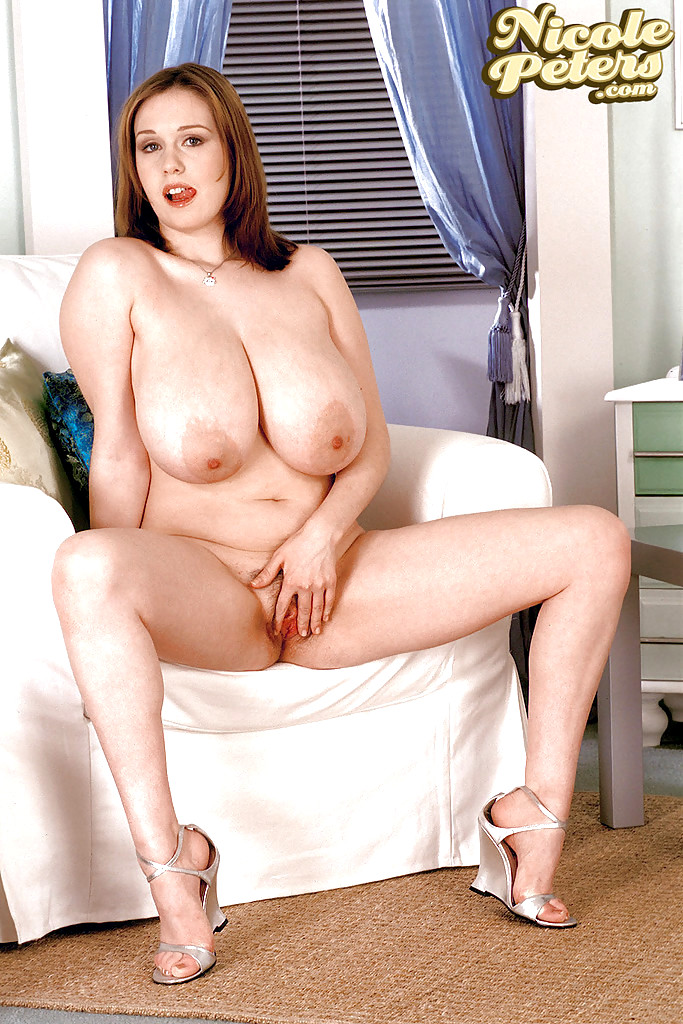 Excellent Chubby nude in heels sey like this