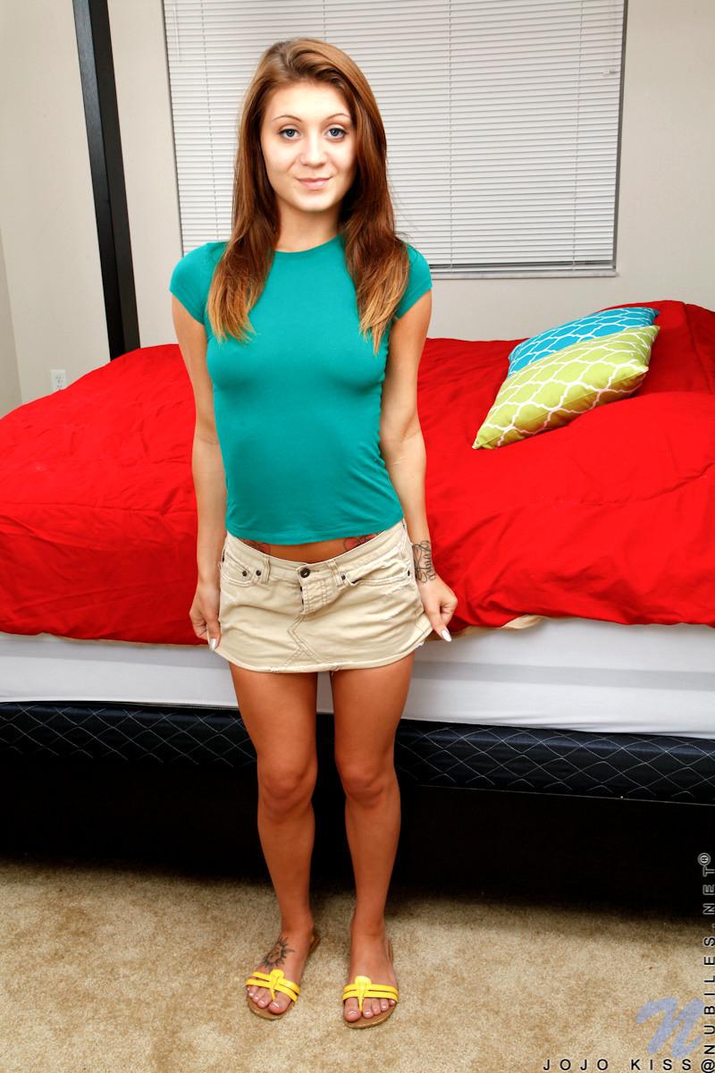 Nubiles Jojo Kiss Online Teen Sugar Babe Sex HD Pics