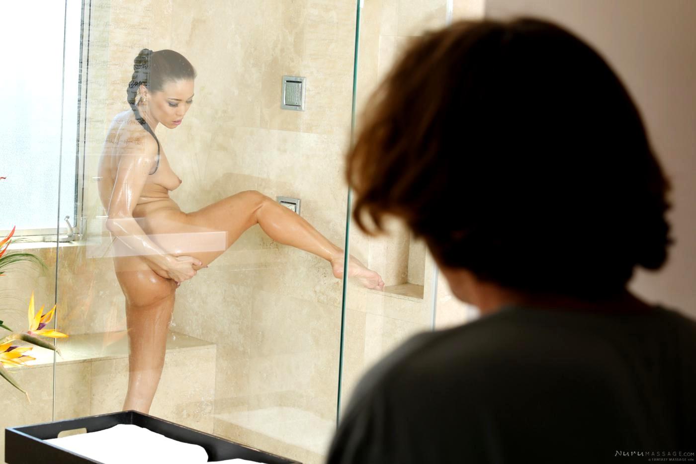 girl in girl sex nuru massage gallery