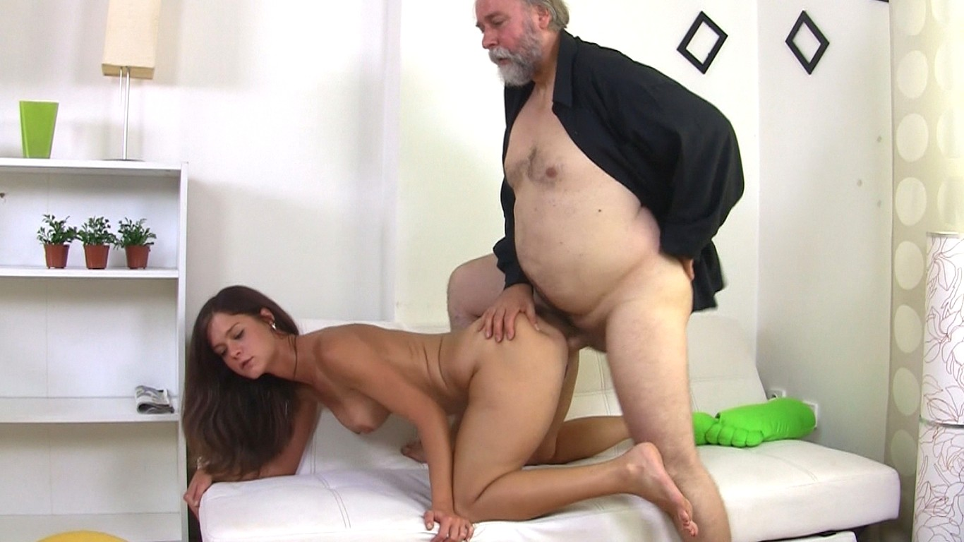 Pussy Pounding And Cumming