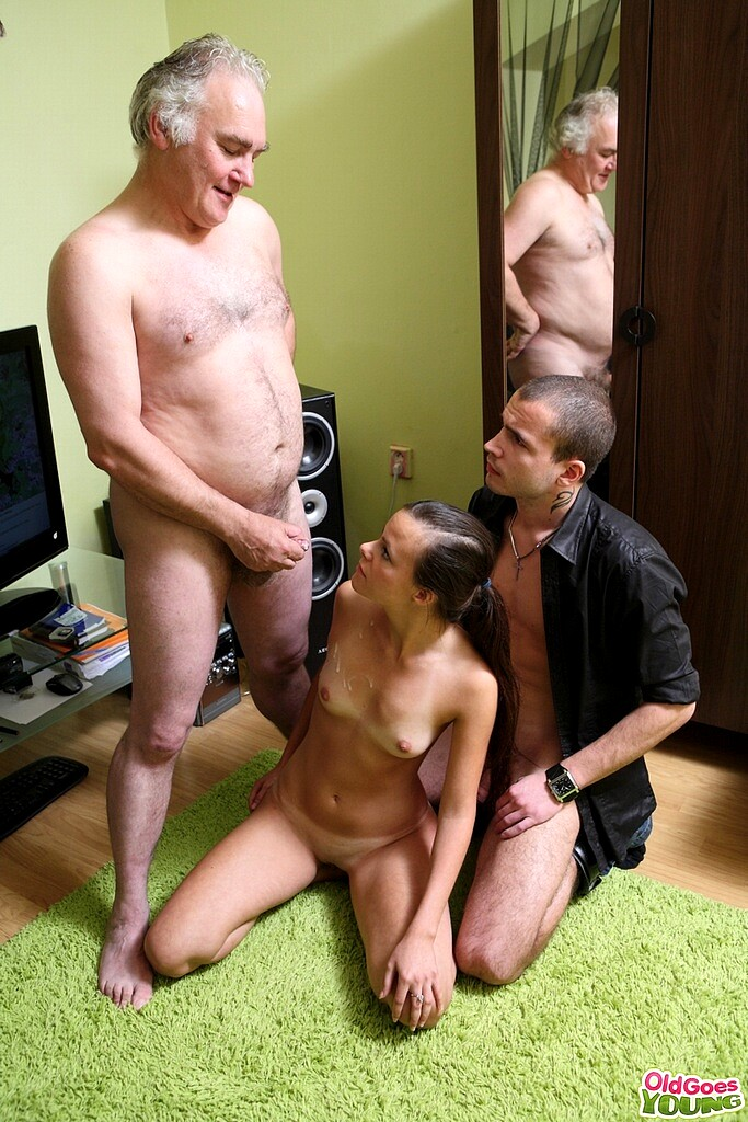 Fucking couple and old man watching tnaflix porn pics