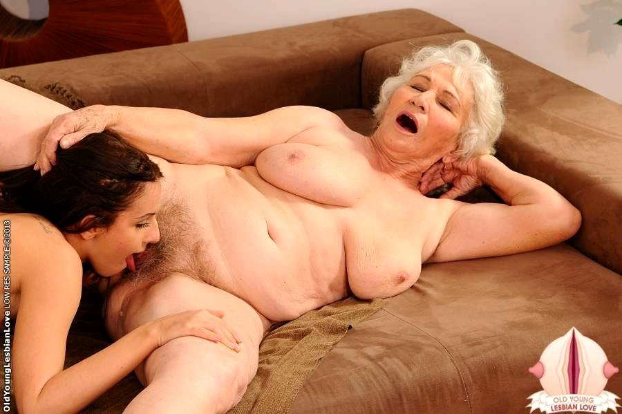 Granny norma lesbian for