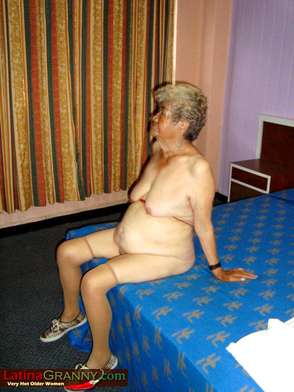 Grandma with hairy pussy sucks and fucks 8