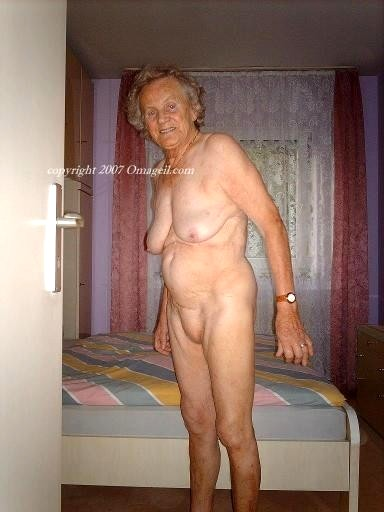hat die oma mag sex
