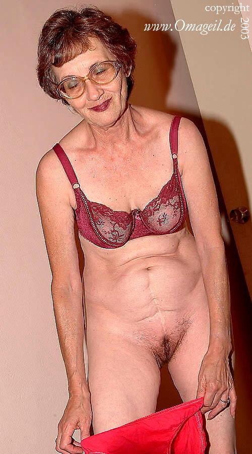 Oma Free Sex