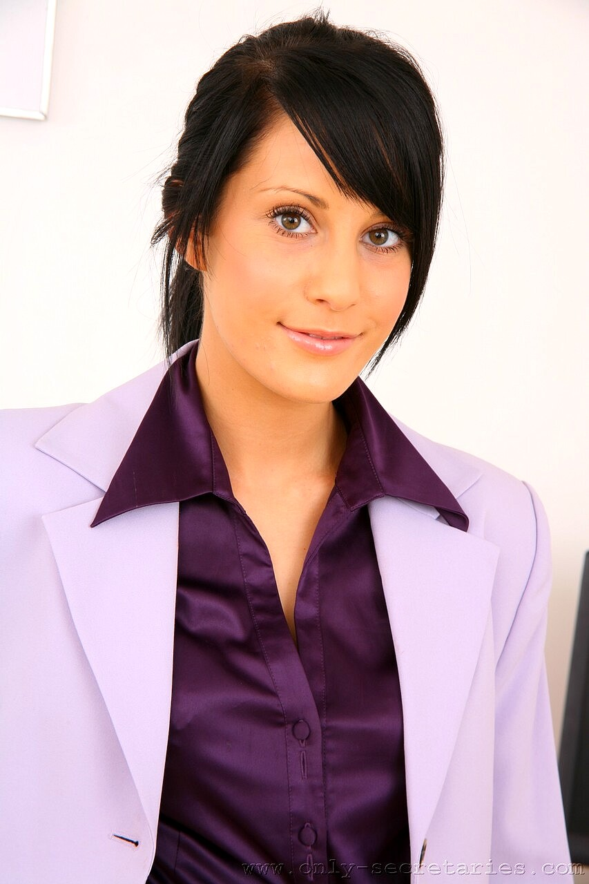 Only Secretaries Emily J Reliable Uniform Mmf Sex HD Pics