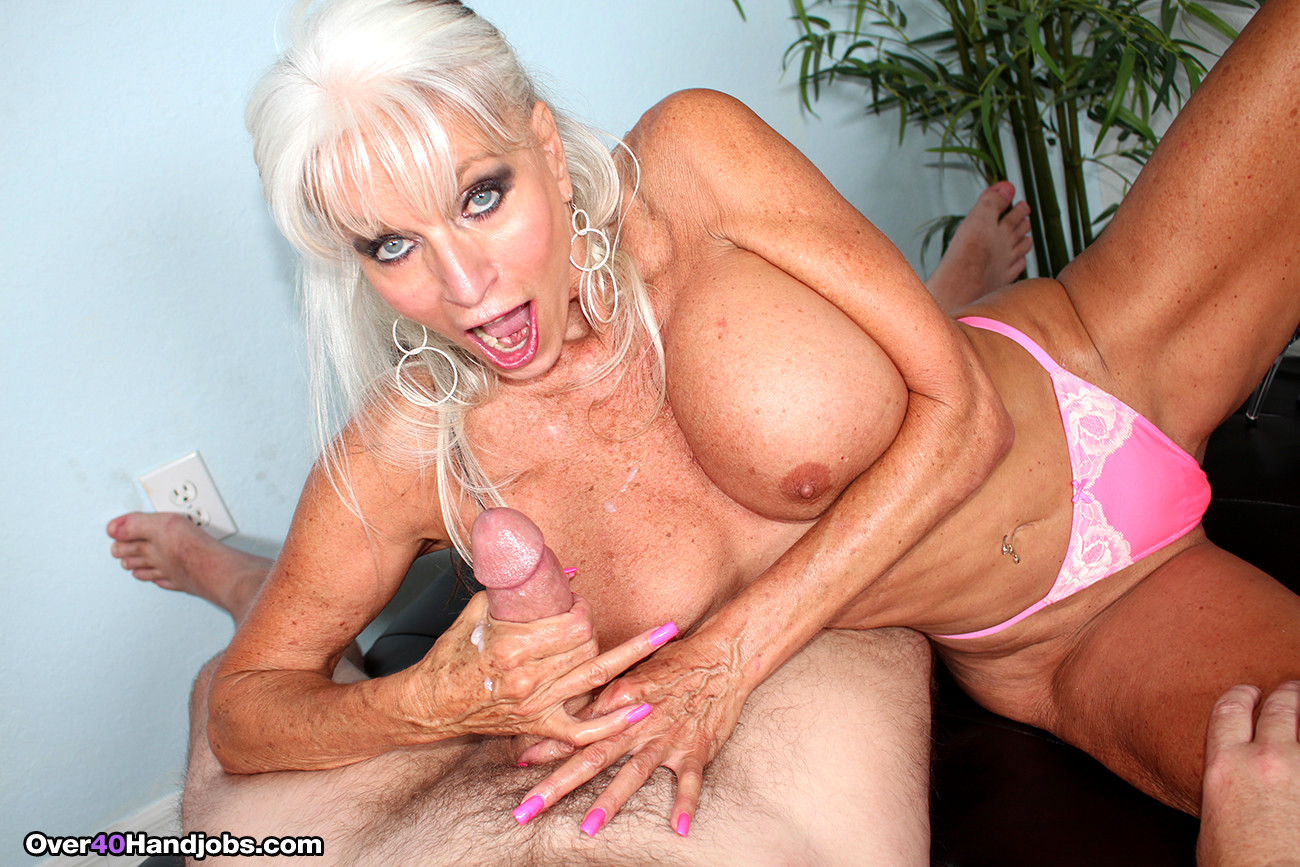 Thanks hot milf cougar handjob