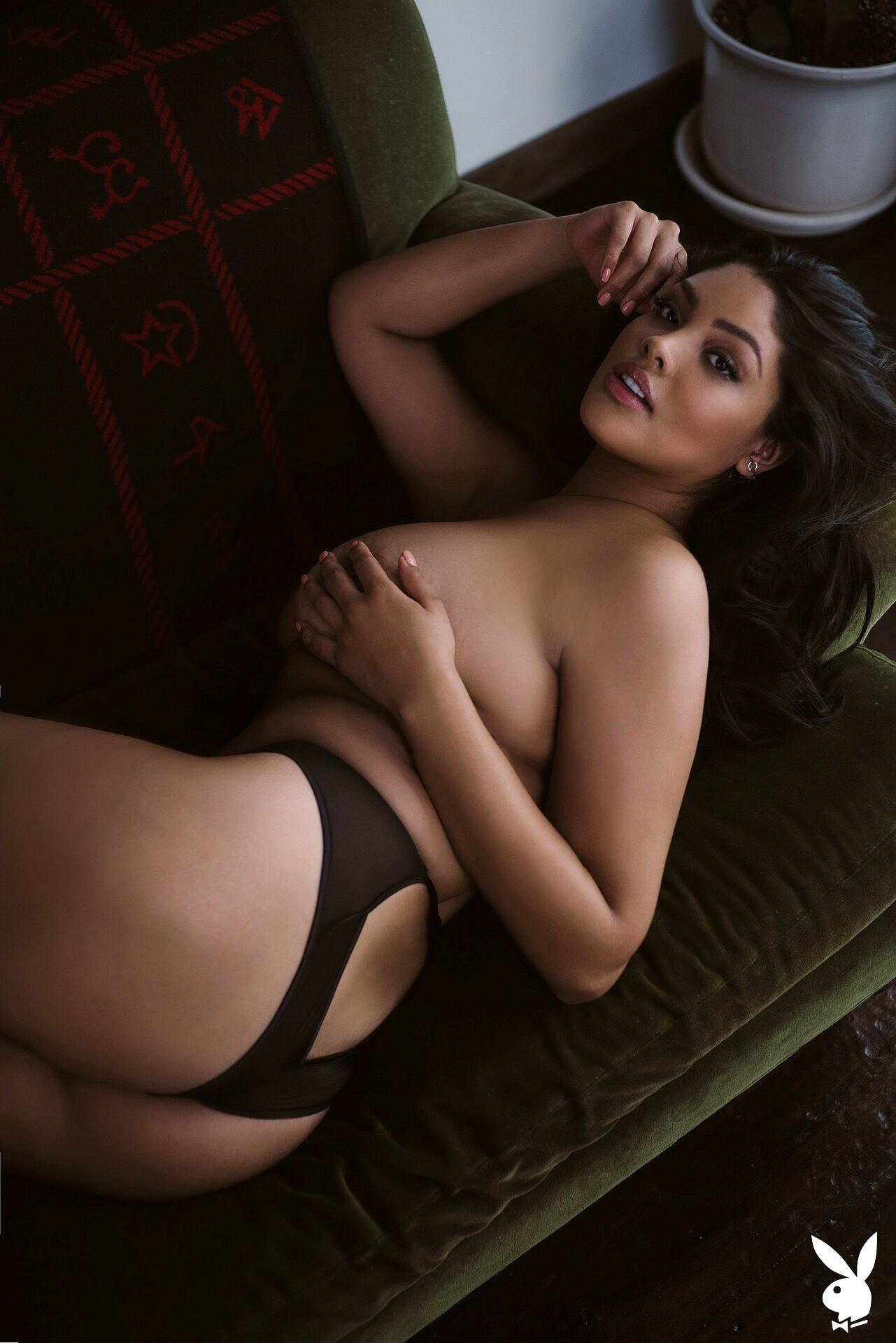 Playboy Plus Jocelyn Corona Fotosnaked Playboy Skullgirl -3669