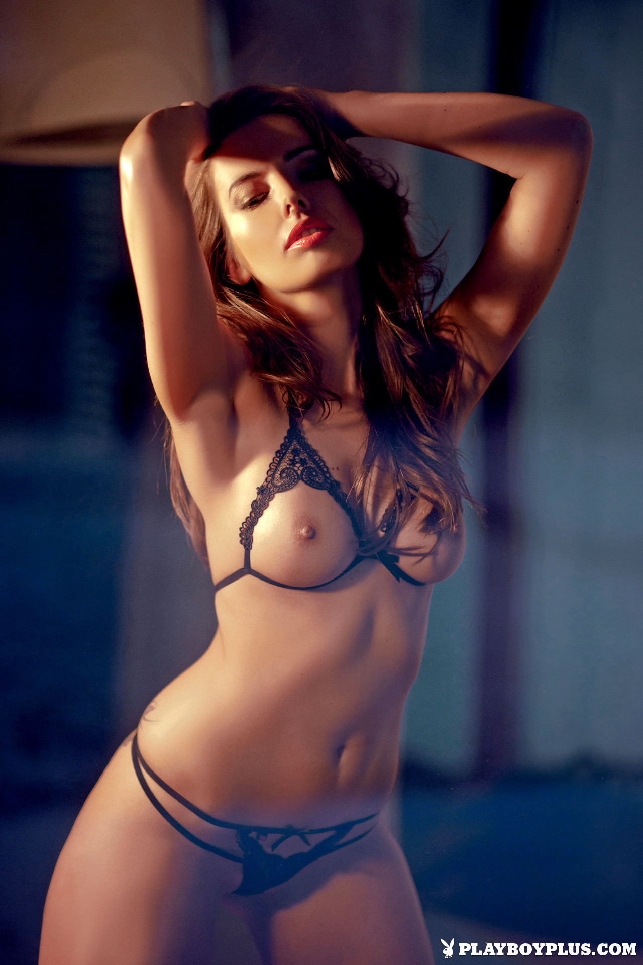 playboy uncensored pics