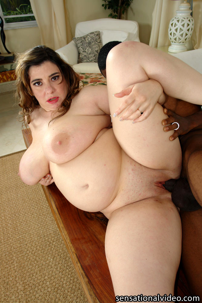 Two Horny Guys On One Big, Fat Lady