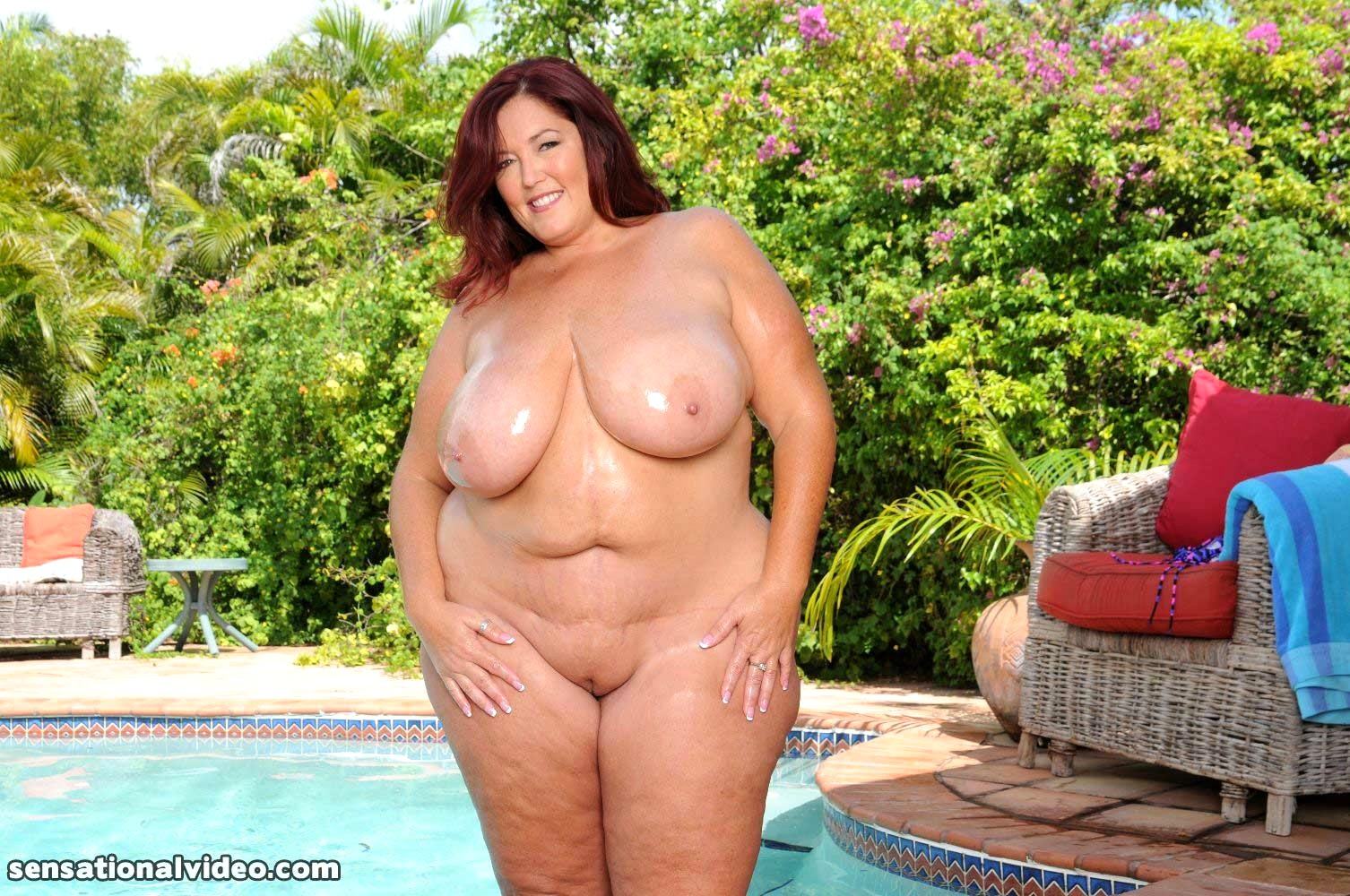 Peaches larue bbw, nudist marry on tv