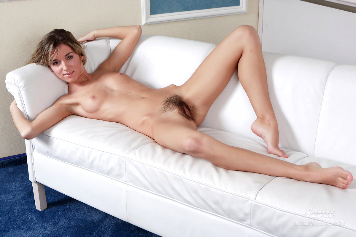 Nude pics hairy young skinny women — pic 2