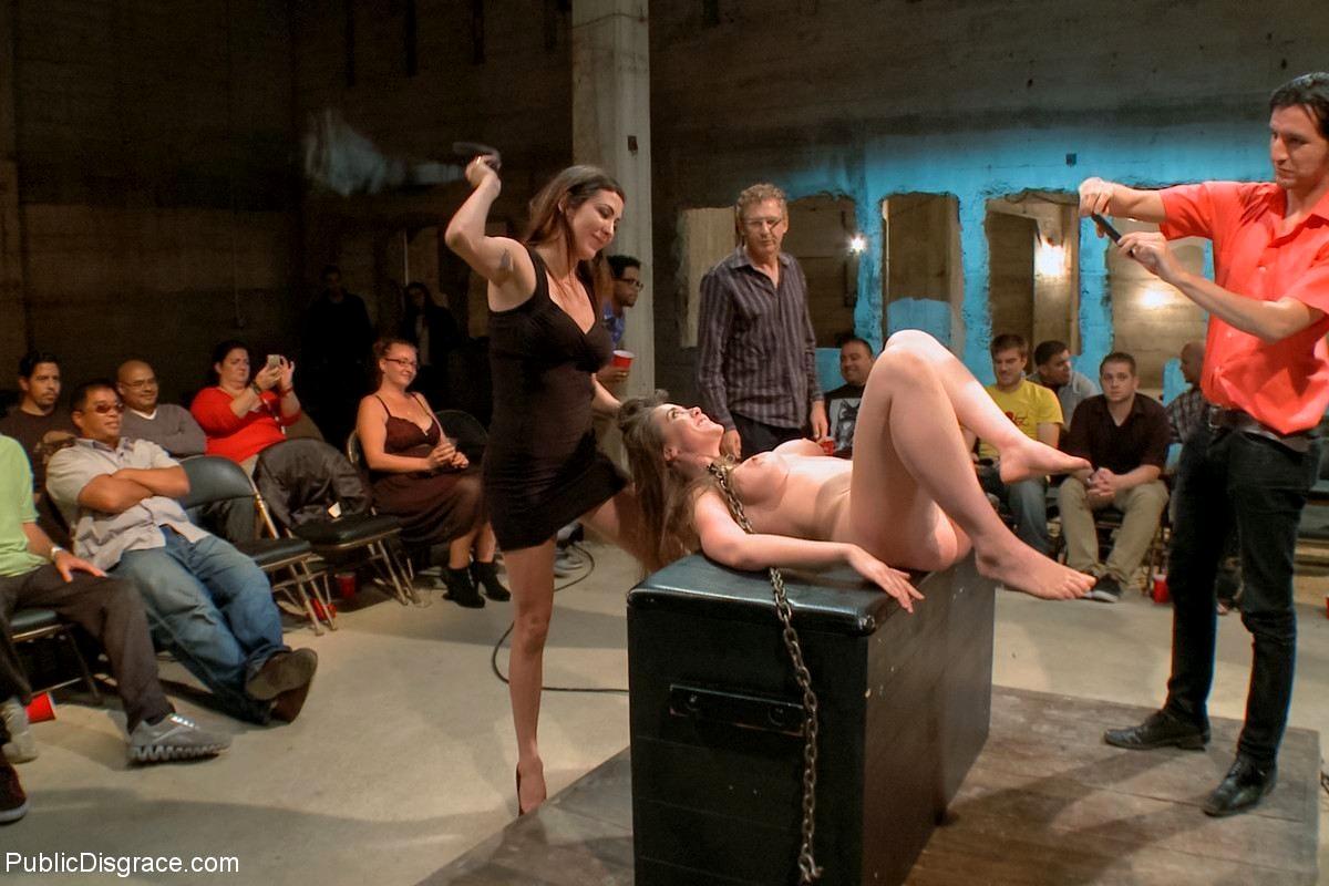 Amateur extreme rough humiliation 5