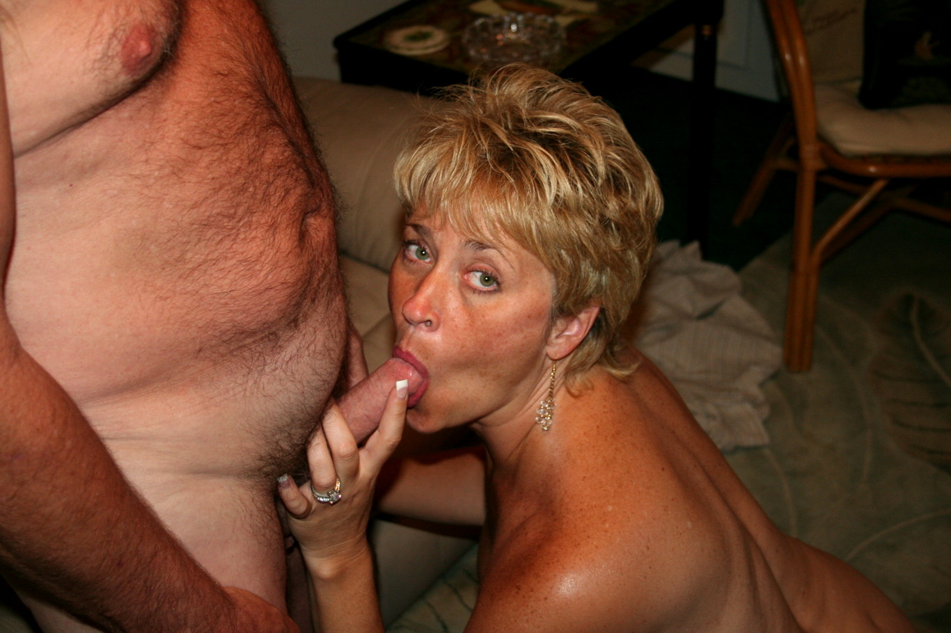 Naked milf blog
