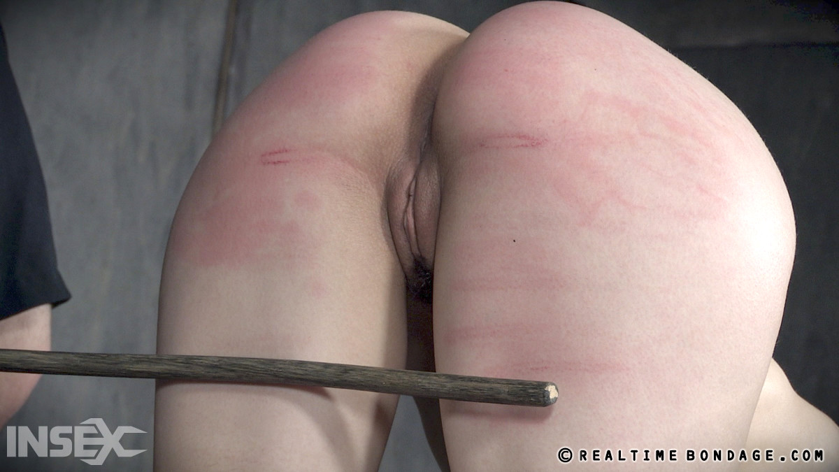 Caning porn photo