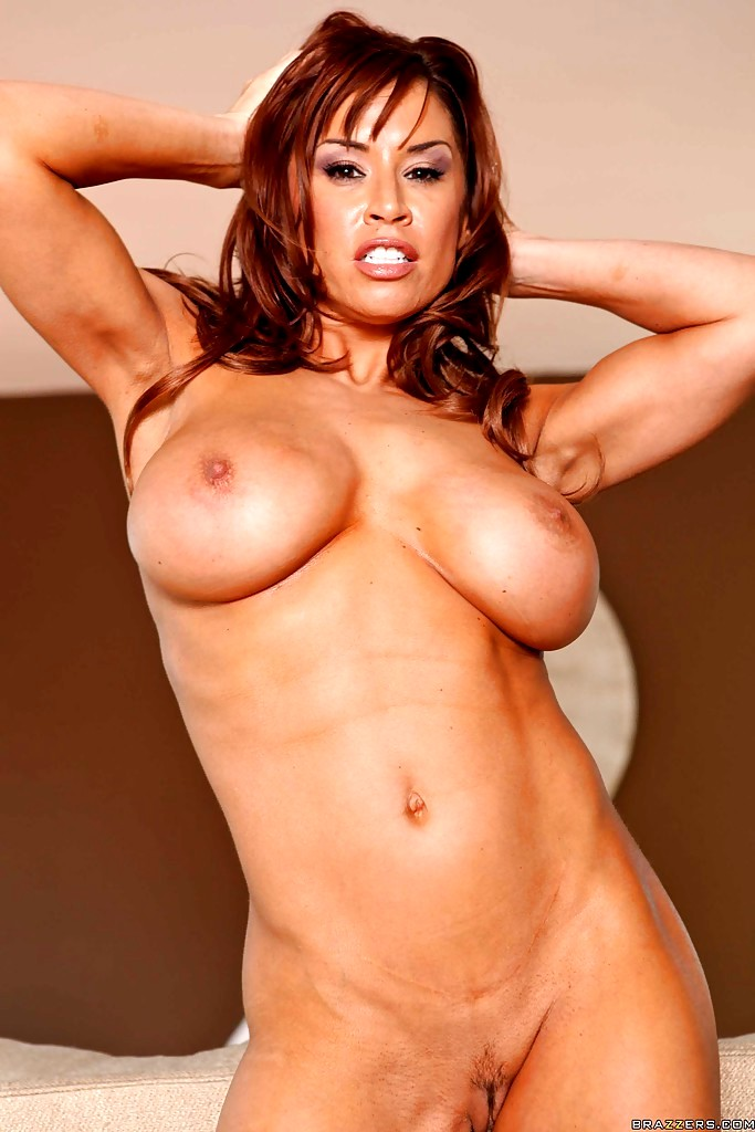 a hot girl naked