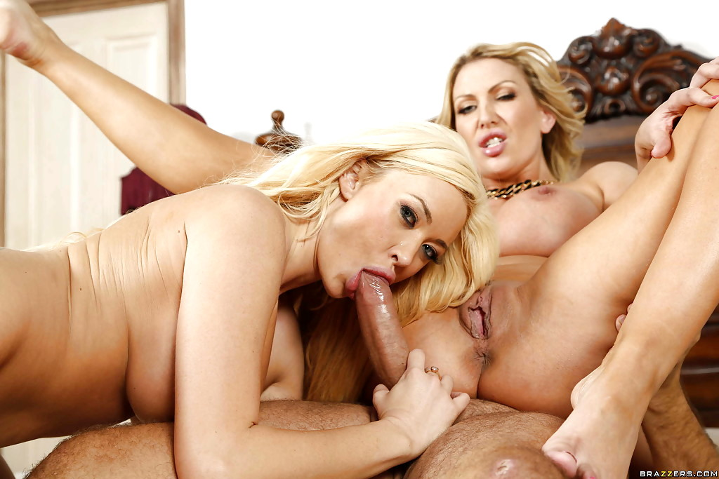 Summer brielle threesome