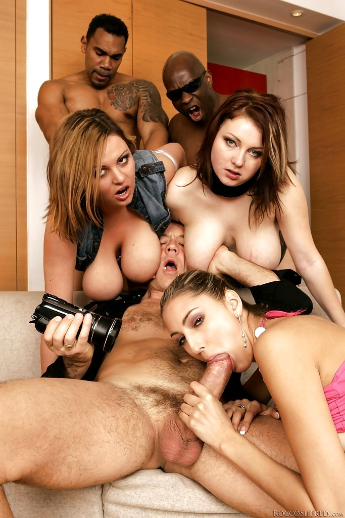 American College Sex Party