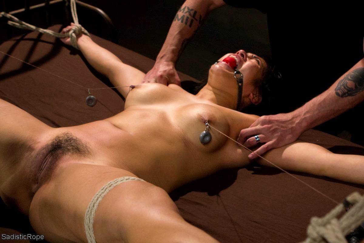 Kink Pain Slut Juliette March In Predicament Bondage And Suffering Hd