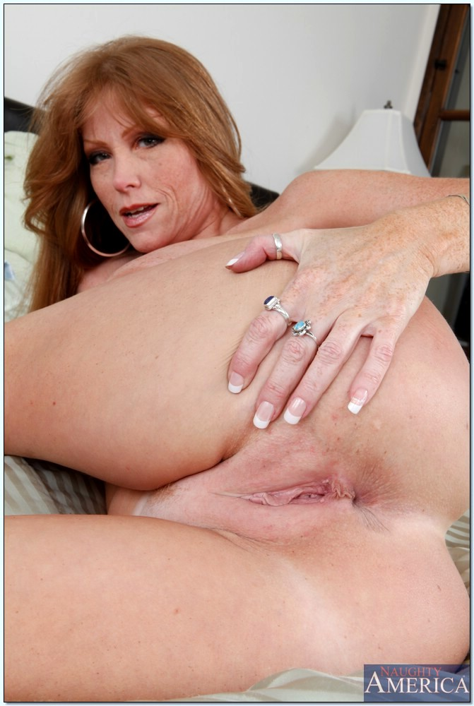 image Milf mikki lynn shows him how to fuck