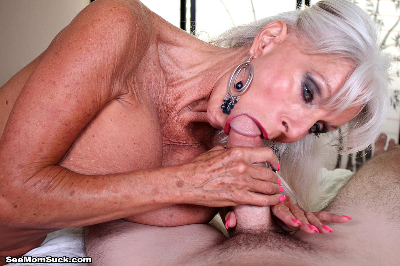 image Mature sugar momma suck balls and fuck bbc