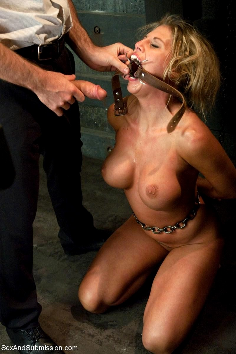 Are True submission and domination sex right! good
