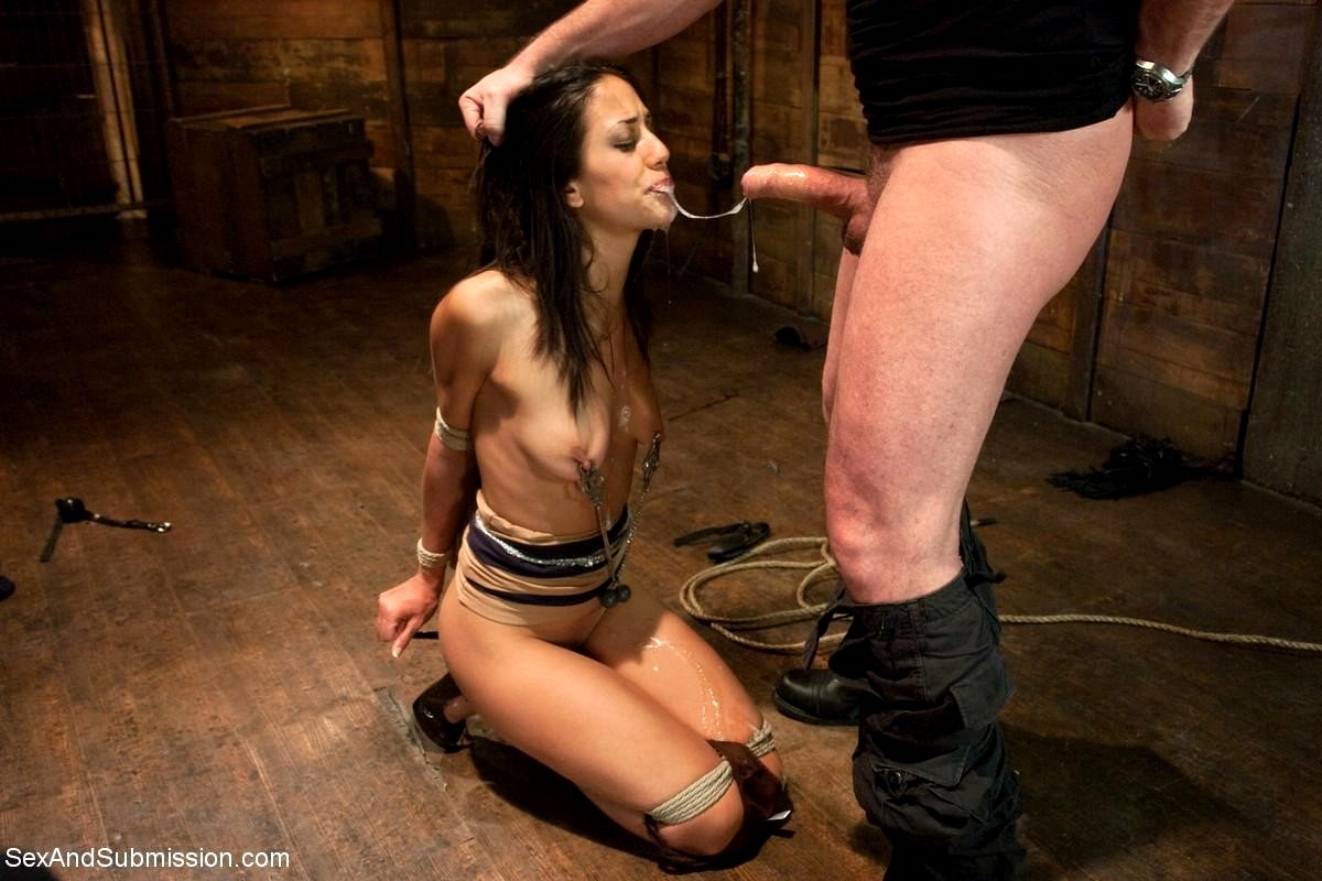 slave sex very hard