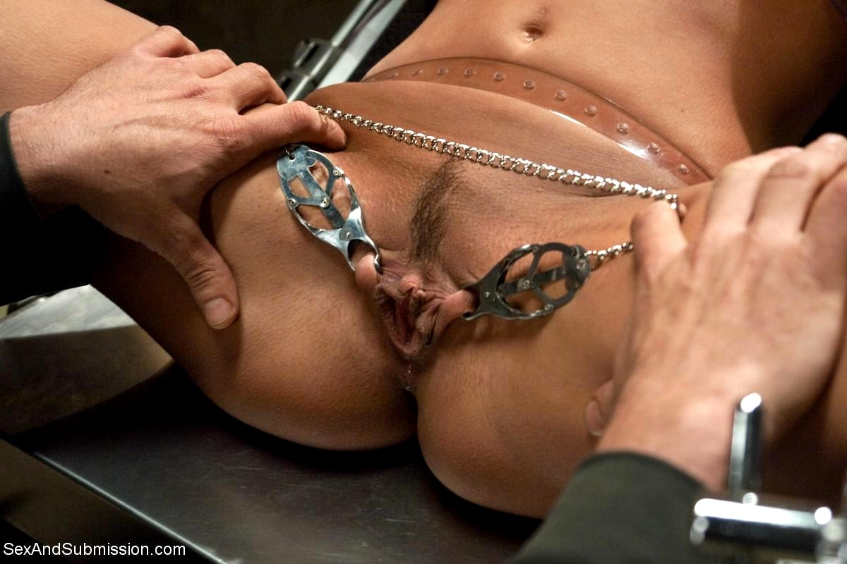 Anissa kate submission has
