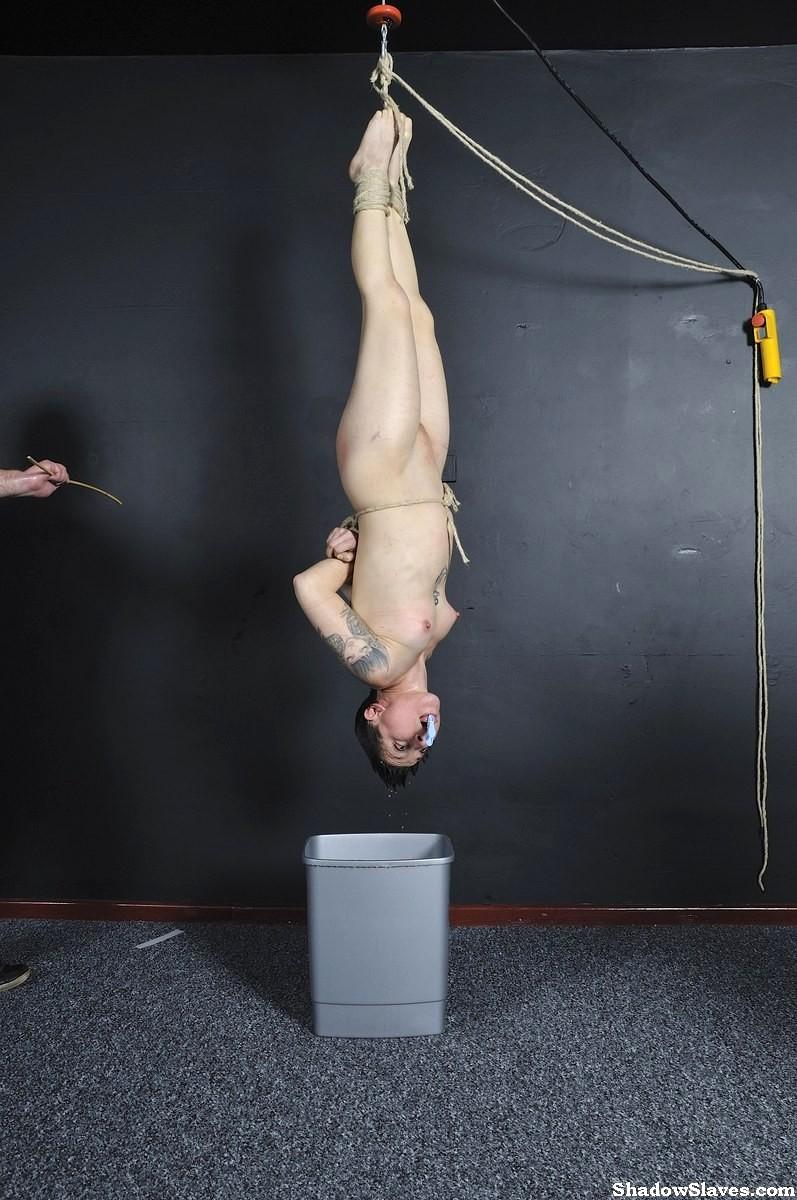 Suspension in bondage