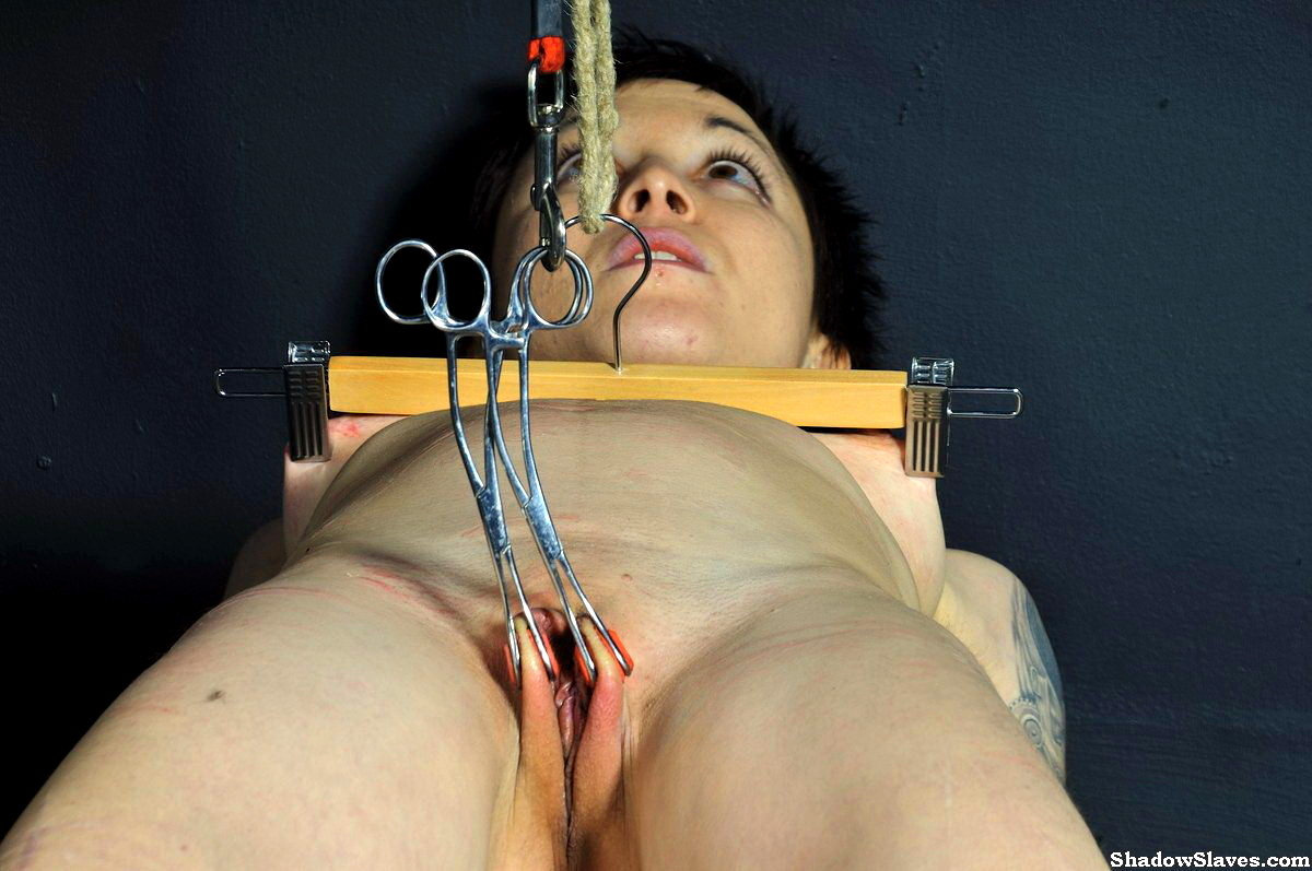 Japan Bdsm Extreme Torture Very Painful Piercing And Cutting Breast