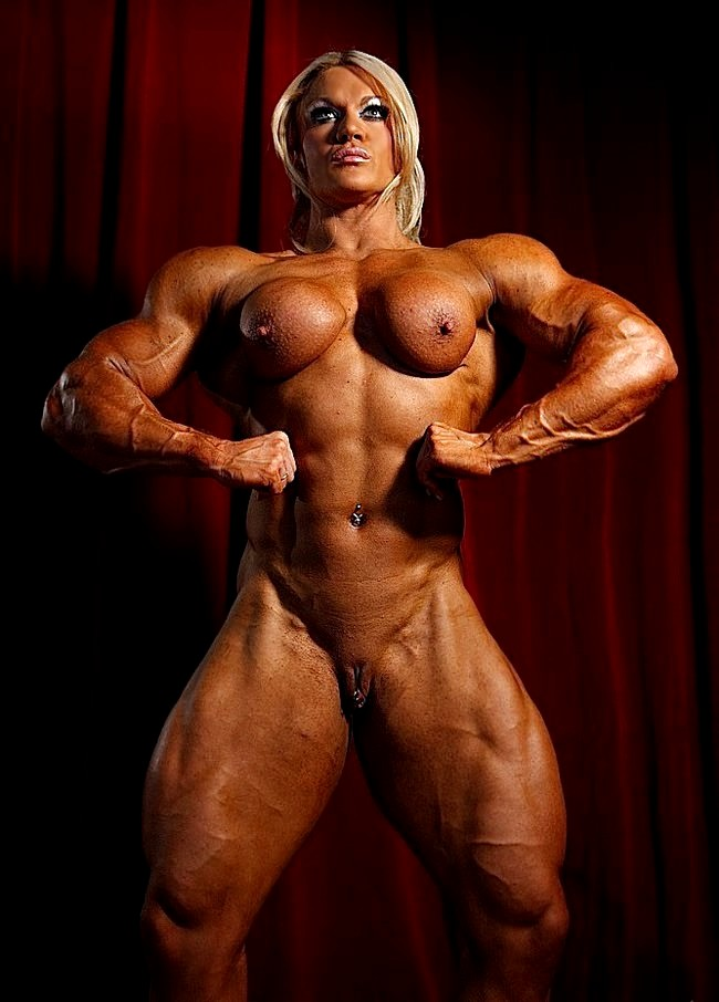 Free She Muscle Porn 20