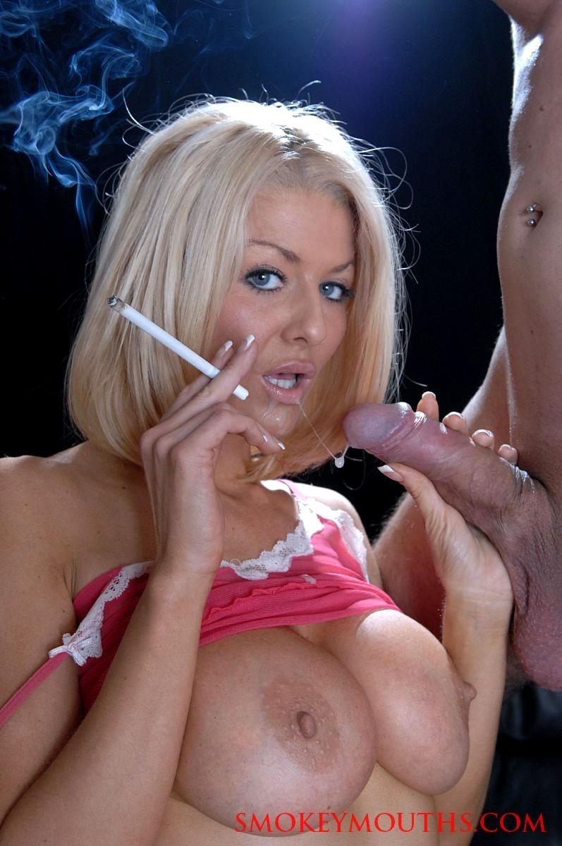 cigarette fetish porn