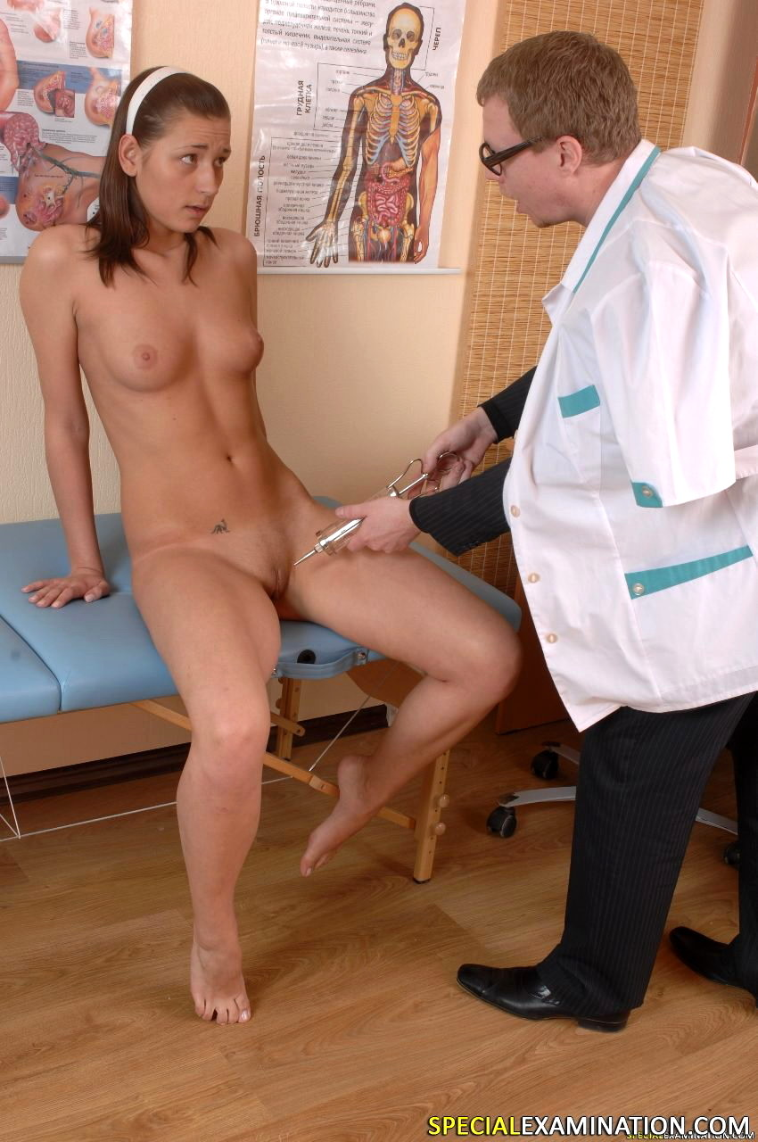 Physical Exam Female Doctor