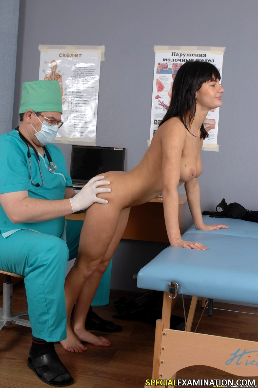 Specialexamination porn