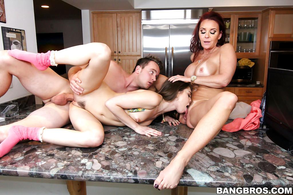 Super Hot Big Tits Step Sister