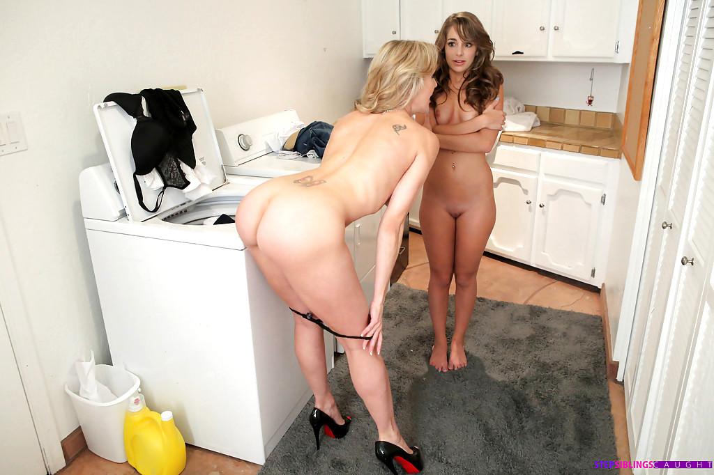 Brandi Love Milfs Share Cock