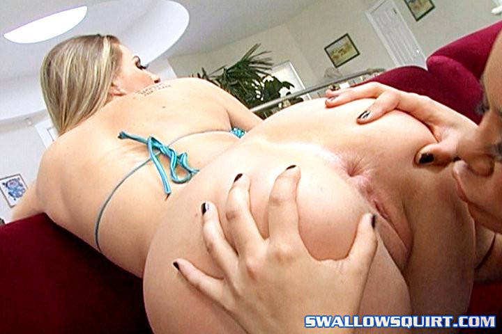 Swallowsquirt videos