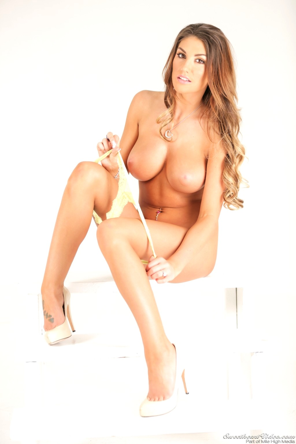 First class pov august ames