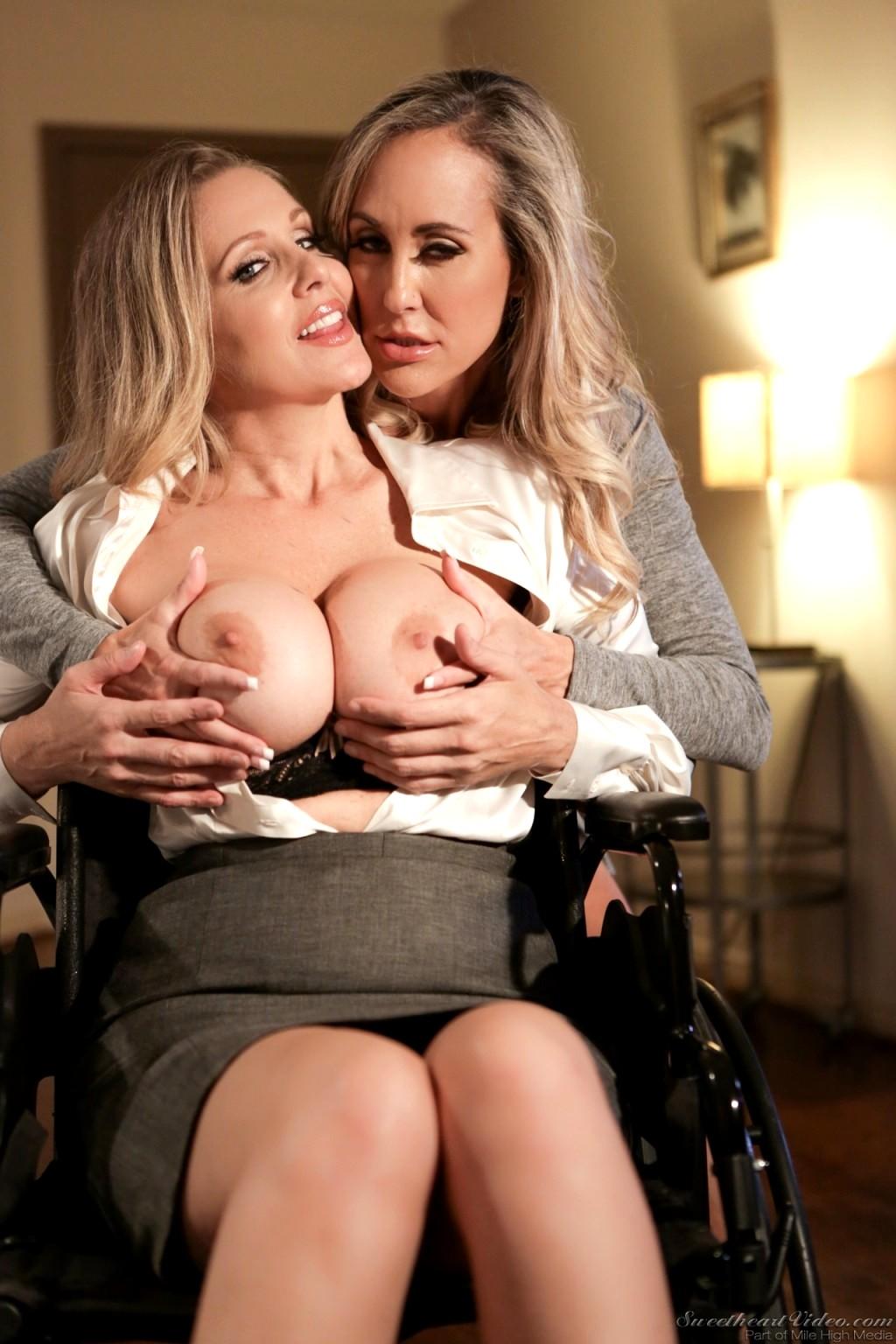 Julia ann and brandi love