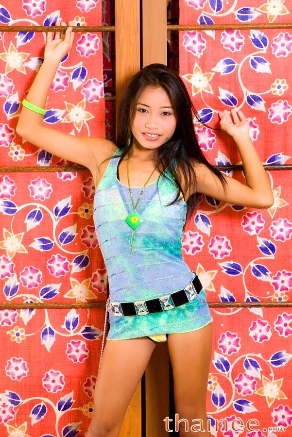 Skinny Thai Girl