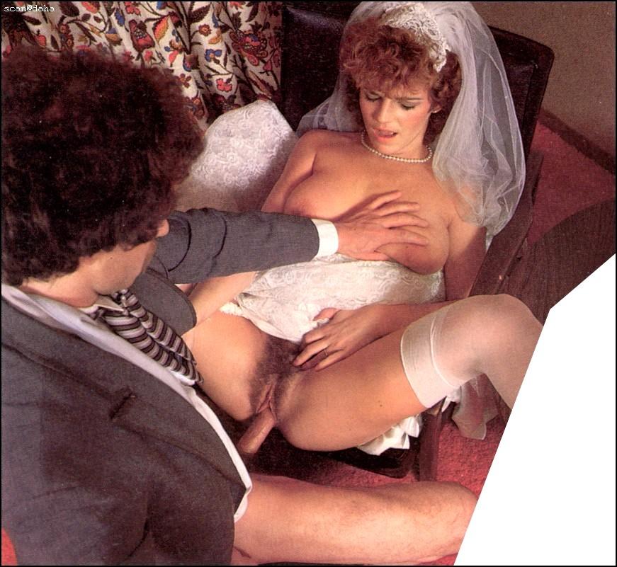 ретро порно невеста