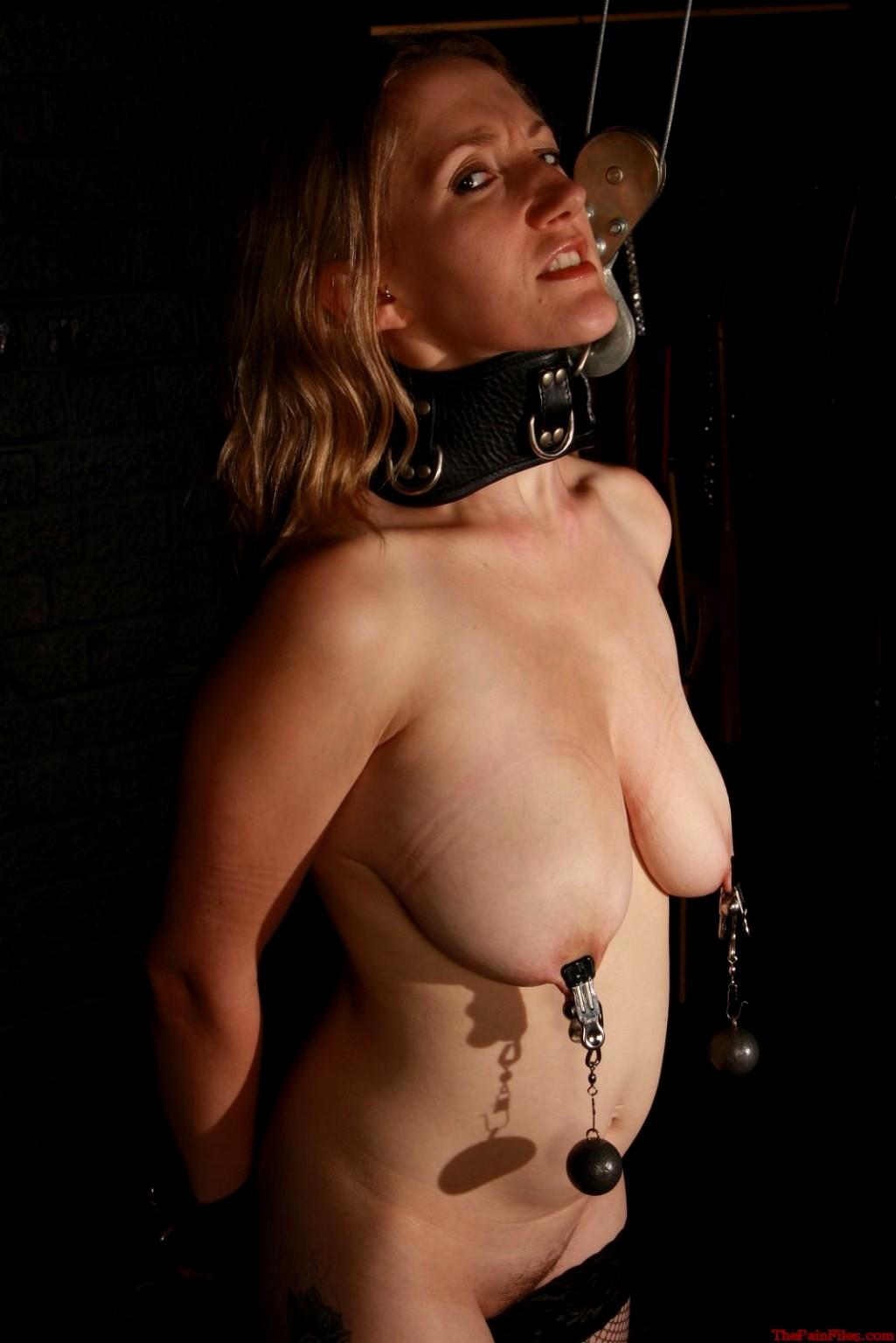 Breast binders leatherette bondage set BDSM bondage gear