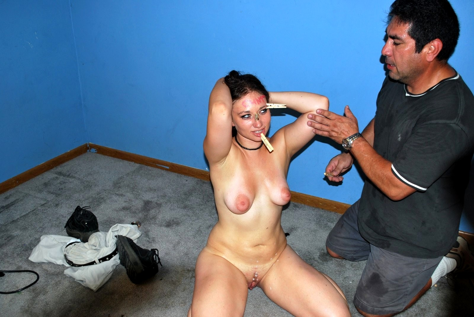 Mature wife forced sex slavery