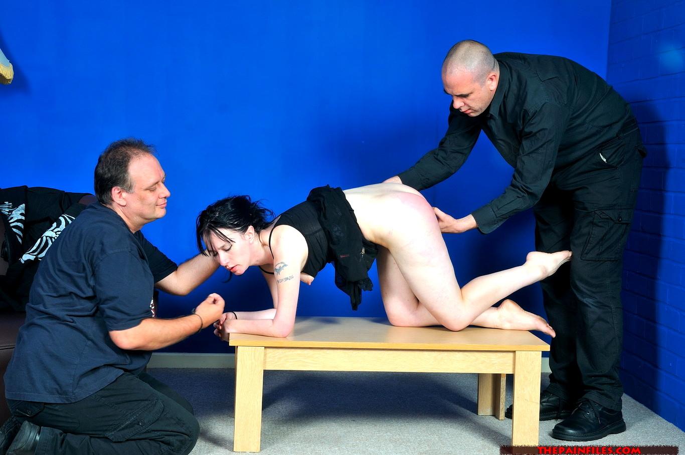 Search spanking blowjob